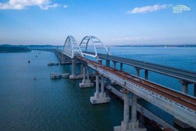 Помощник Путина надеется, что полностью мост в Крым откроют пораньше