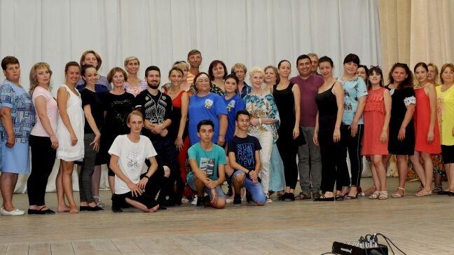 Состоялся Республиканский семинар по хореографии на тему «Танцы народов Кавказа»
