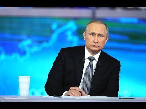 Онлайн-трансляция «Прямой линии» с Путиным