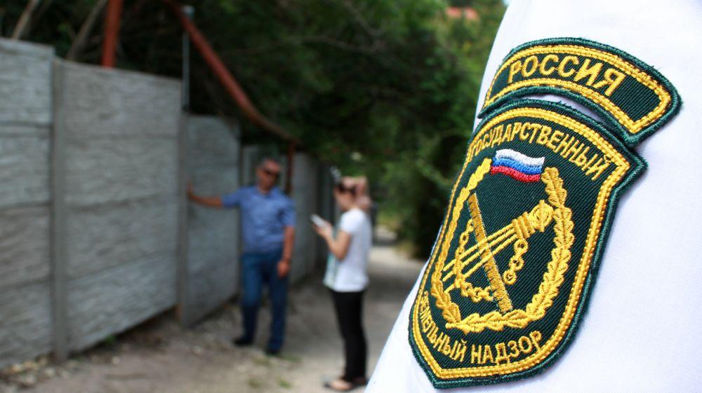 В мае специалисты Госкомрегистра привлекли к административной ответственности 59 нарушителей земельного законодательства — Константин Титков