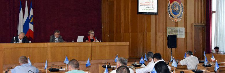 Выборы депутатов городского совета Симферополя назначены на 8 сентября