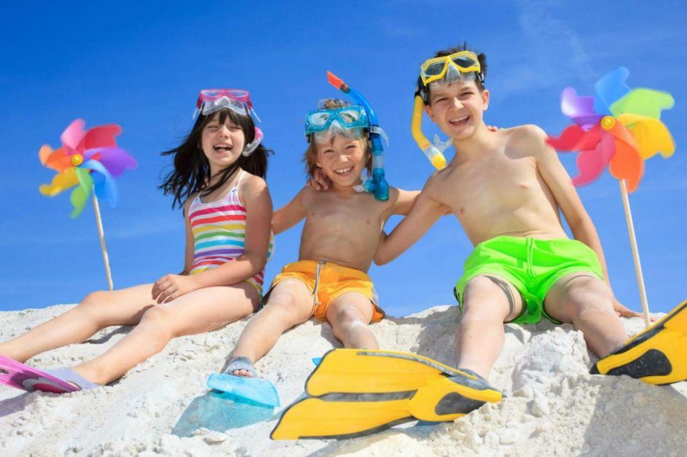 Где отдыхают летом юные евпаторийцы?
