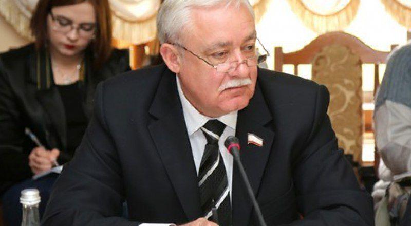 Крымский депутат: о переговорах с Киевом на тему возвращения полуострова в состав Украины не может быть и речи