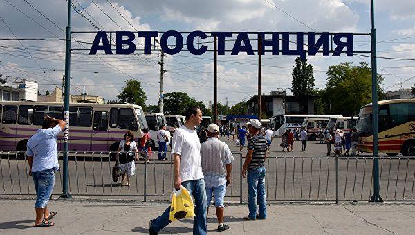 Из Крыма пустили автобусы в Баку