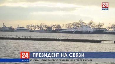 На связи с Президентом. Какие вопросы, касающиеся, в том числе, Крыма, обсудили на «Прямой линии»?