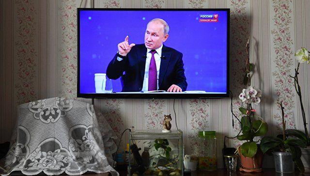 Путин рассказал, что такое лень и как с ней бороться