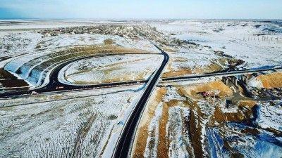 По новой крымской трассе посоветовали меньше ездить
