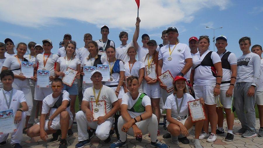В Заозерном прошли чемпионат и первенство Крыма по стрельбе из лука