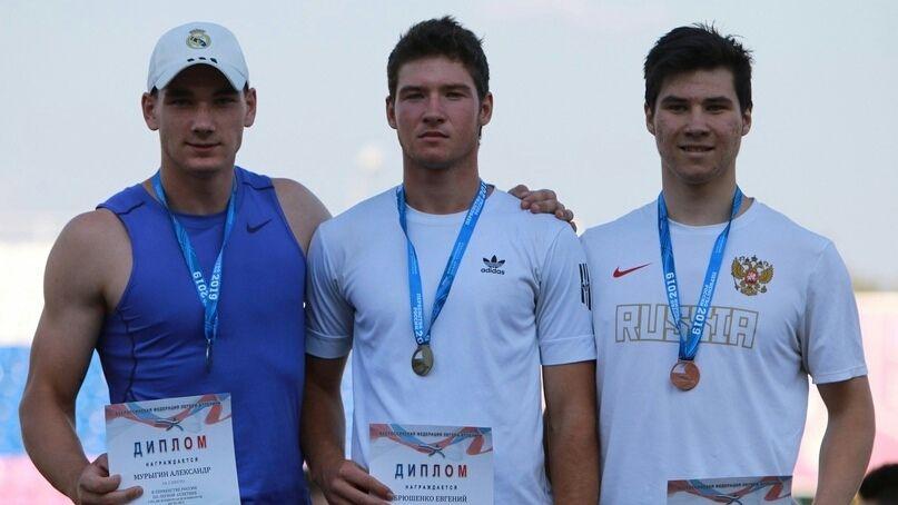 Крымские легкоатлеты привезли из Саранска две медали