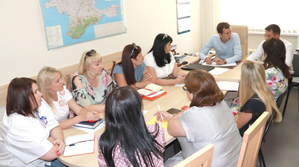 Руководство «Крым БТИ» разрабатывает порядок действий для повышения доходов предприятия и выполнения плана финансово-хозяйственной деятельности на 2 полугодие 2019 года