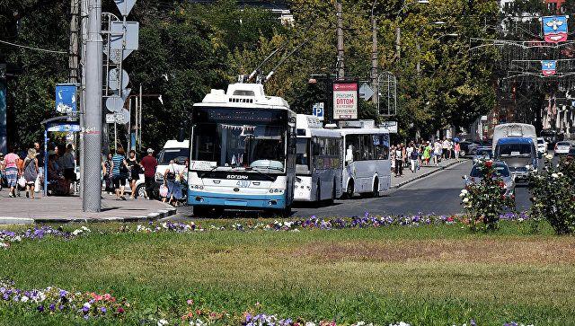 Наравне с маршрутками: в Крыму изменится цена проезда в троллейбусах