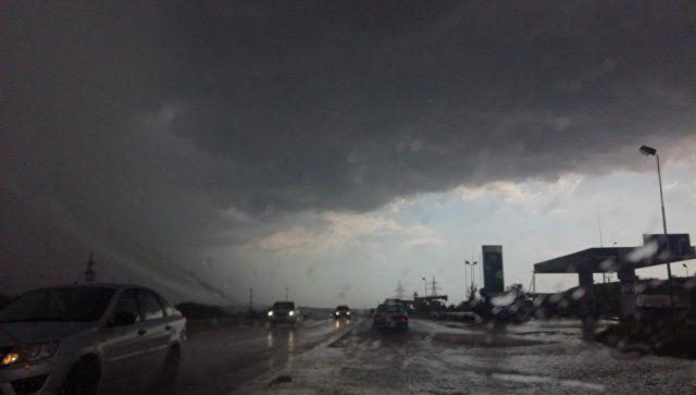 Во вторник Крым снова будет штормить