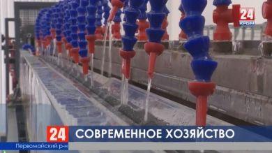 Сократить потери воды. В Первомайском районе открыли уникальную линию по выпуску шлангов для полива
