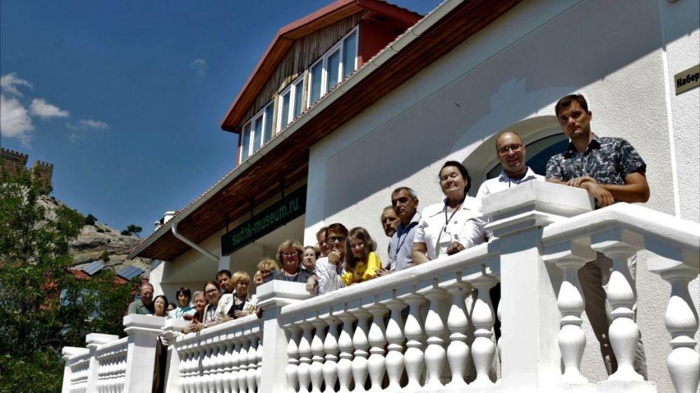 Более 50 ученых, исследователей, краеведов, музейных сотрудников из России, Украины, Казахстана и Турции приняли участие в XI Международных Крымских Герцыковских Чтениях