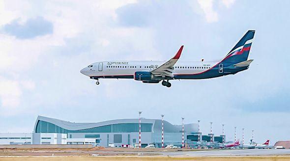 Программа чартерных полетов в Крым выросла до рекордного уровня