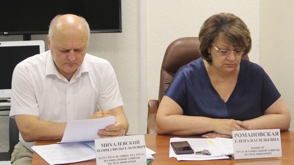 Состоялось заседание Межведомственной комиссии по вопросам привлечения использования иностранных работников в Республике Крым