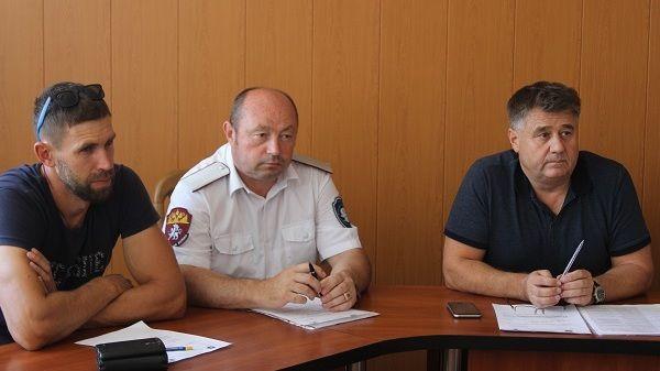 Состоялось очередное заседание Общественного совета муниципального образования Джанкойский район Республики Крым