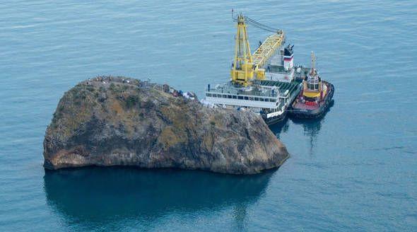 Мраморный крест установят на скале в районе мыса Фиолент