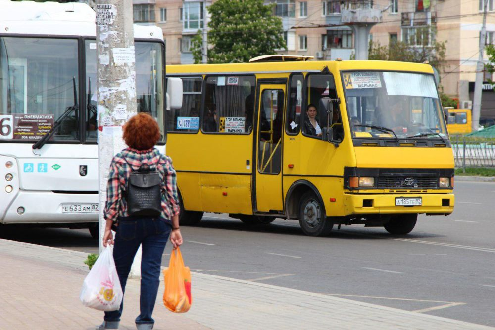 Проезд в крымских маршрутках подешевеет?