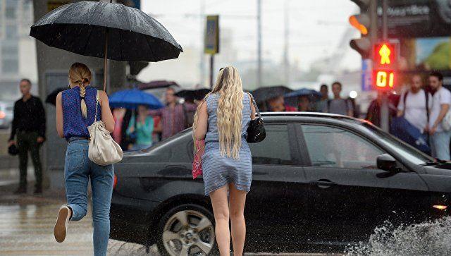 В среду в Крыму будет ветрено и дождливо