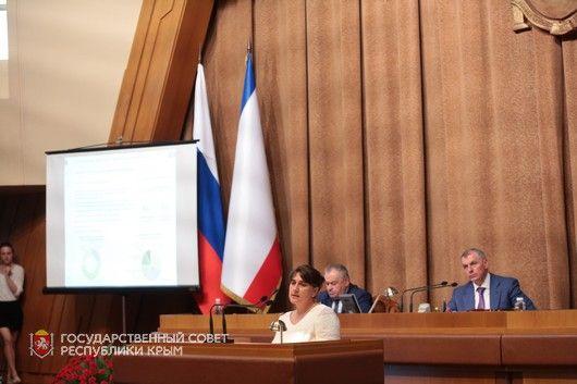 Первый созыв Государственного Совета Республики Крым завершил свою работу