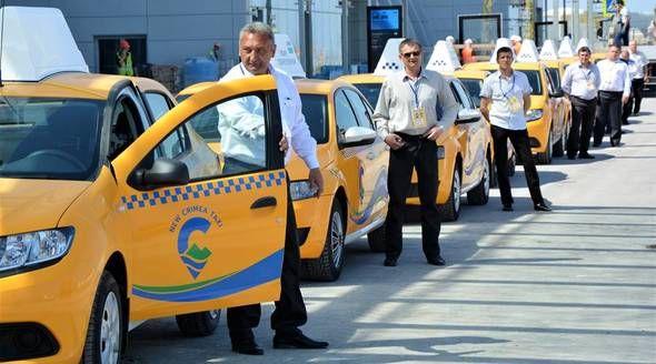 Пассажиры такси аэропорта Симферополь смогут брать попутчиков по дороге в курортные города
