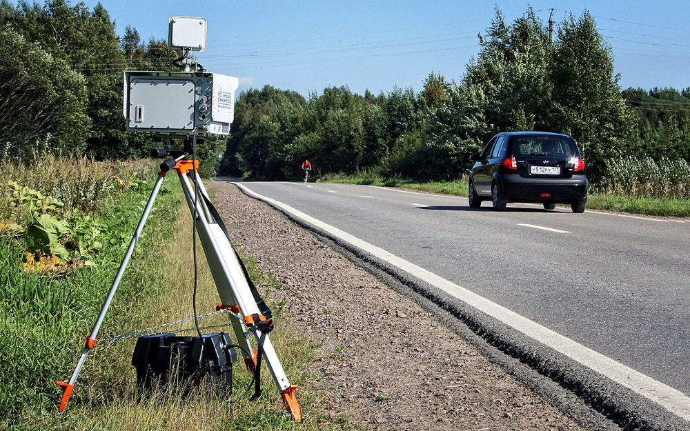 Где в Крыму установлены передвижные камеры фото- и видеофиксации нарушений ПДД: список