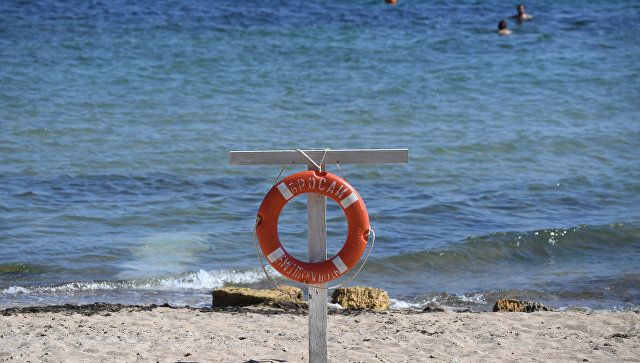 В море у берегов Крыма выловили двух утопленников