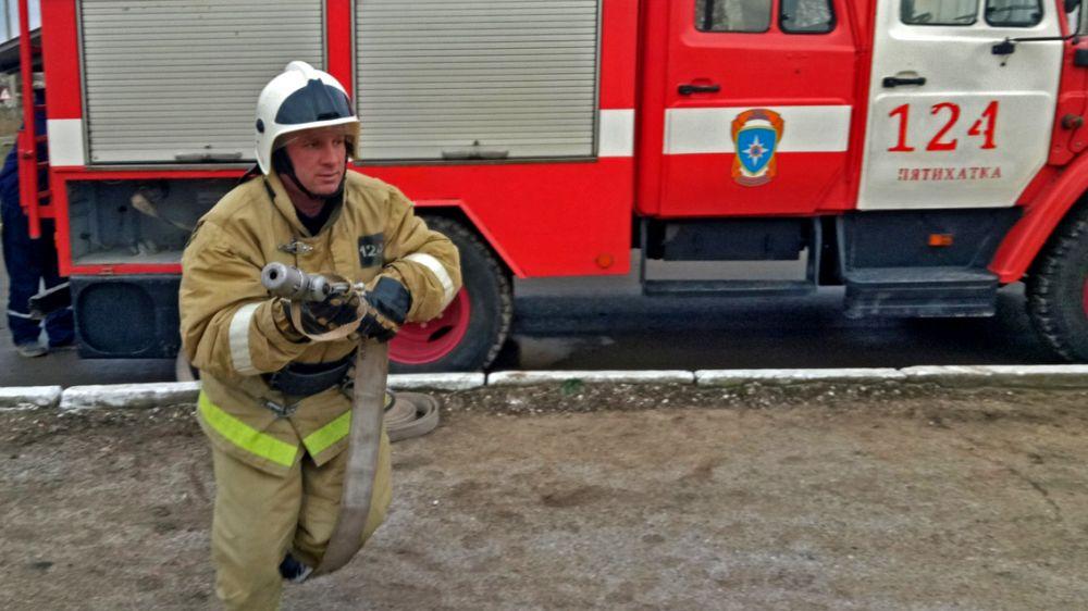 МЧС Республики Крым: Неэксплуатируемые строения являются источниками повышенной пожарной опасности