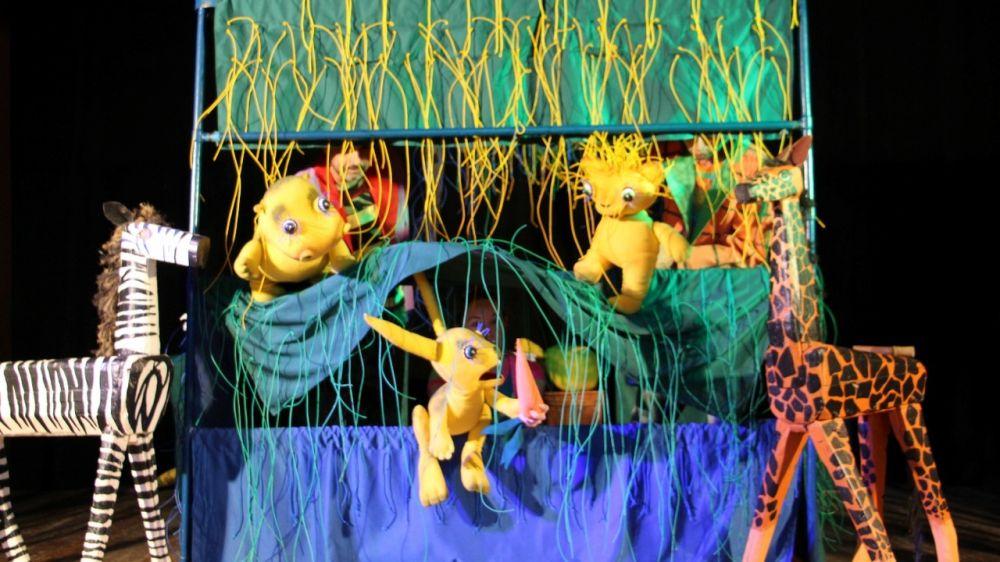 Крымский академический театр кукол представит в Евпатории постановку драматурга Владимира Лифшица