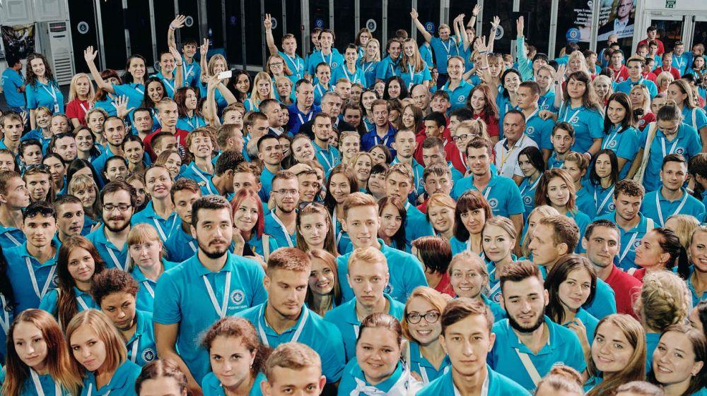 Поздравление Главы Республики Крым с Днём молодежи