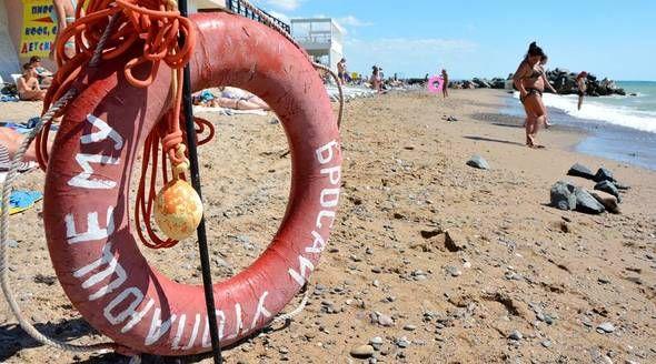 Два человека утонули в Крыму в минувшие сутки