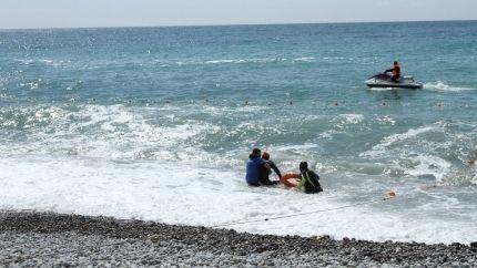 Крымские спасатели оказали помощь на воде