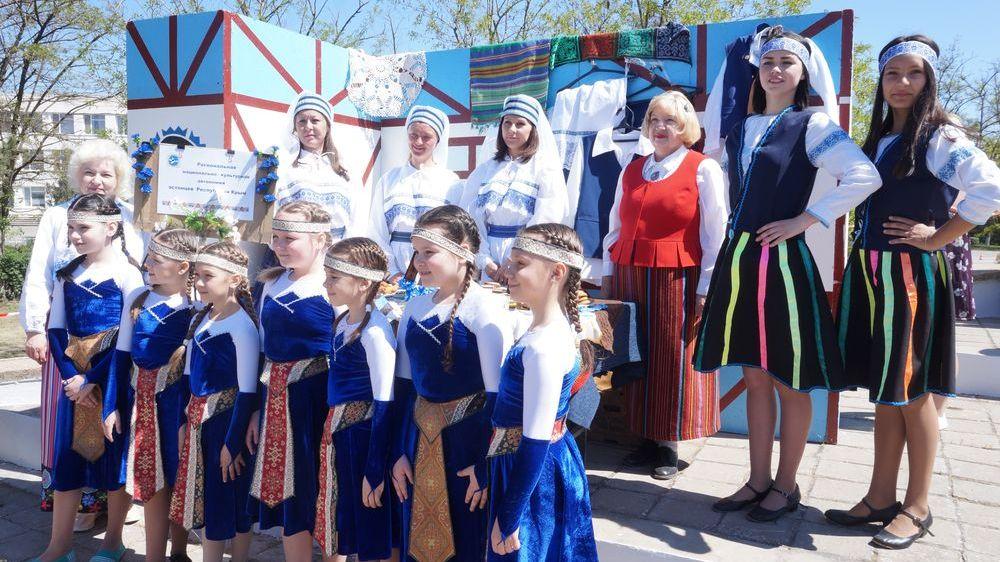 В Керчи 29-30 июня пройдет Всероссийский интернациональный фестиваль «Дружба народов»