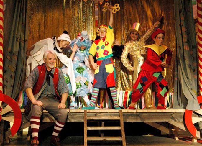 22 театра примут участие в международном фестивале «Земля. Театр. Дети»