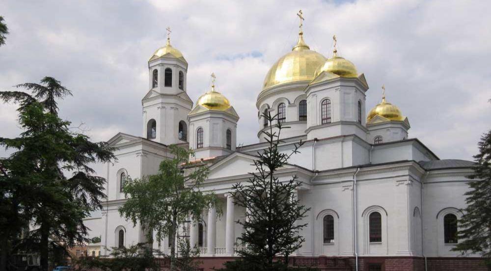 В Симферополе пройдут Престольные торжества Петро-Павловского кафедрального собора