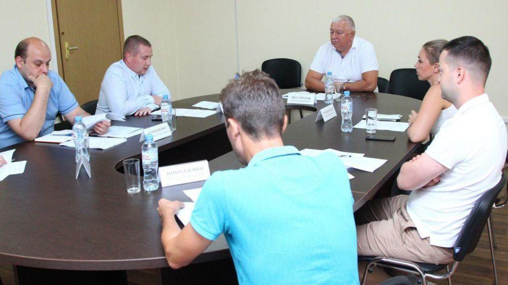 Состоялось очередное заседание Общественного совета при Министерстве внутренней политики, информации и связи Республики Крым