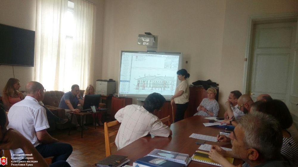 Состоялось очередное заседание Научно-методического совета
