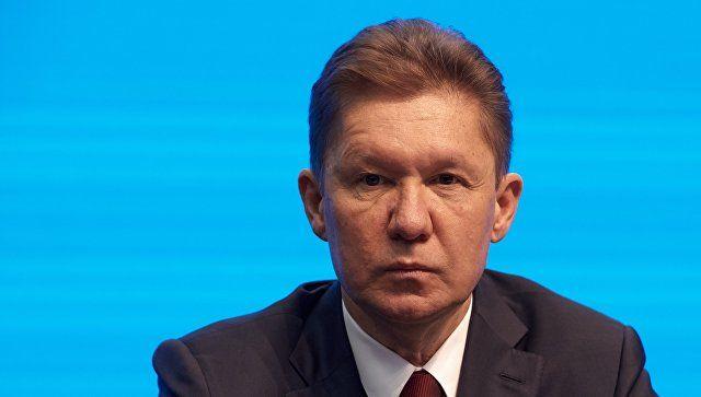 """Глава """"Газпрома"""" оценил шансы на переговоры с Украиной по транзиту"""