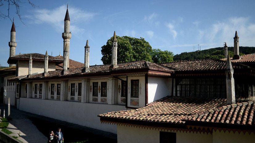 В Госдуме рассказали о работах по реставрации Ханского дворца в Бахчисарае