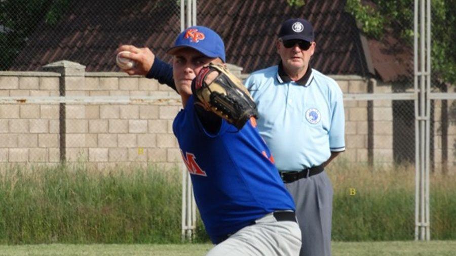 Сборная Крыма лидирует в чемпионате России по бейсболу