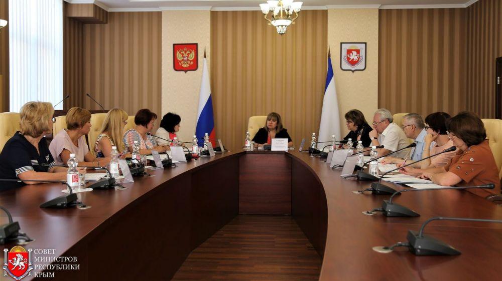 На заседании Комиссии по реализации пенсионных прав граждан при Совете министров Республики Крым рассмотрены заявления 86 граждан
