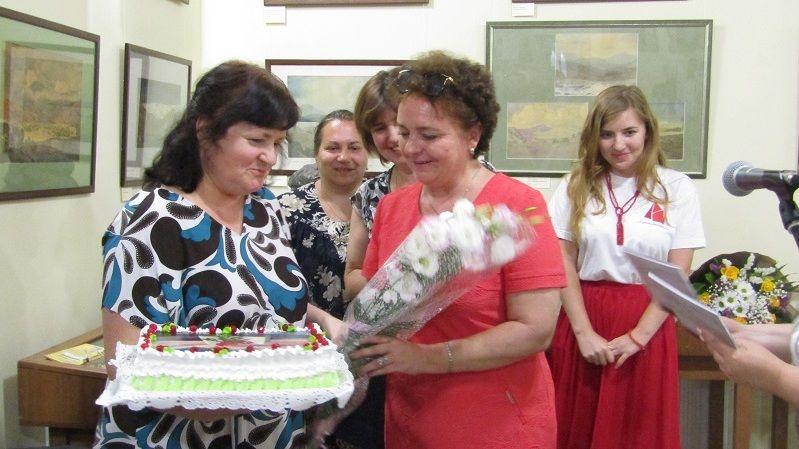 10-летний юбилей отпраздновал феодосийский музей Марины и Анастасии Цветаевых