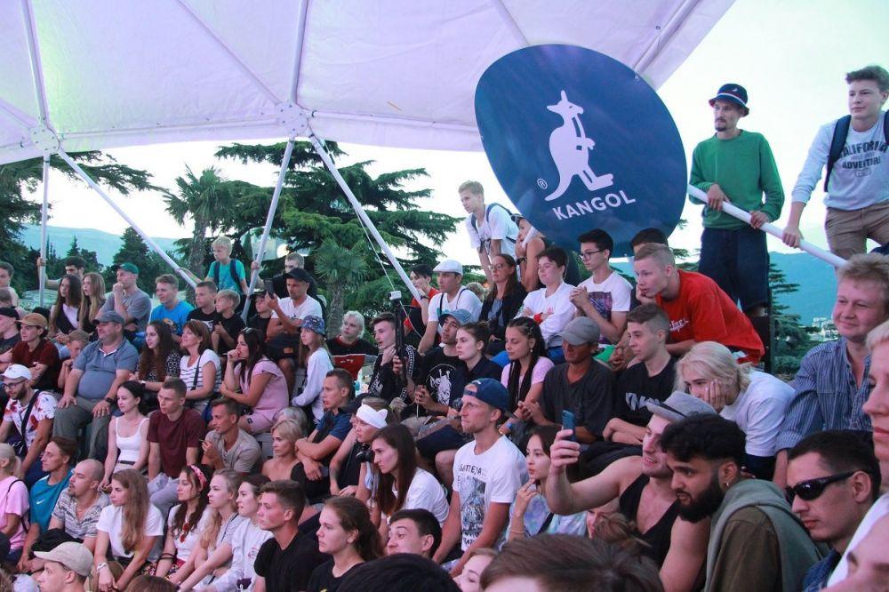 В Ялте открылся XI международный танцевальный фестиваль «Ялта Лето Джем»