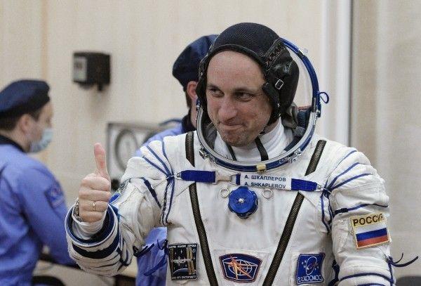 В Музее космонавтики Севастополя - первый экспонат