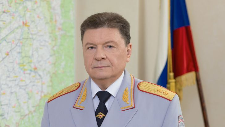 Глава МВД Крыма Олег Торубаров уволен