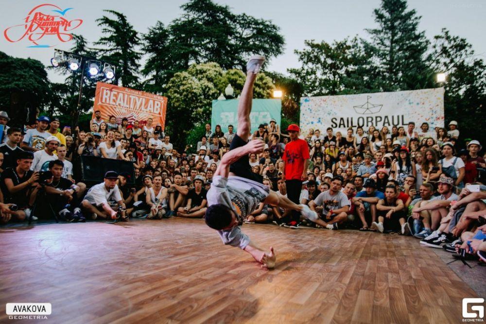 На четыре дня Ялта стала танцевальной столицей Крыма
