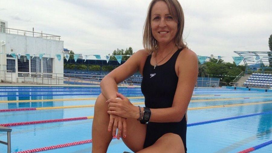 Известная евпаторийская спортсменка примет участие в заплыве через Босфор