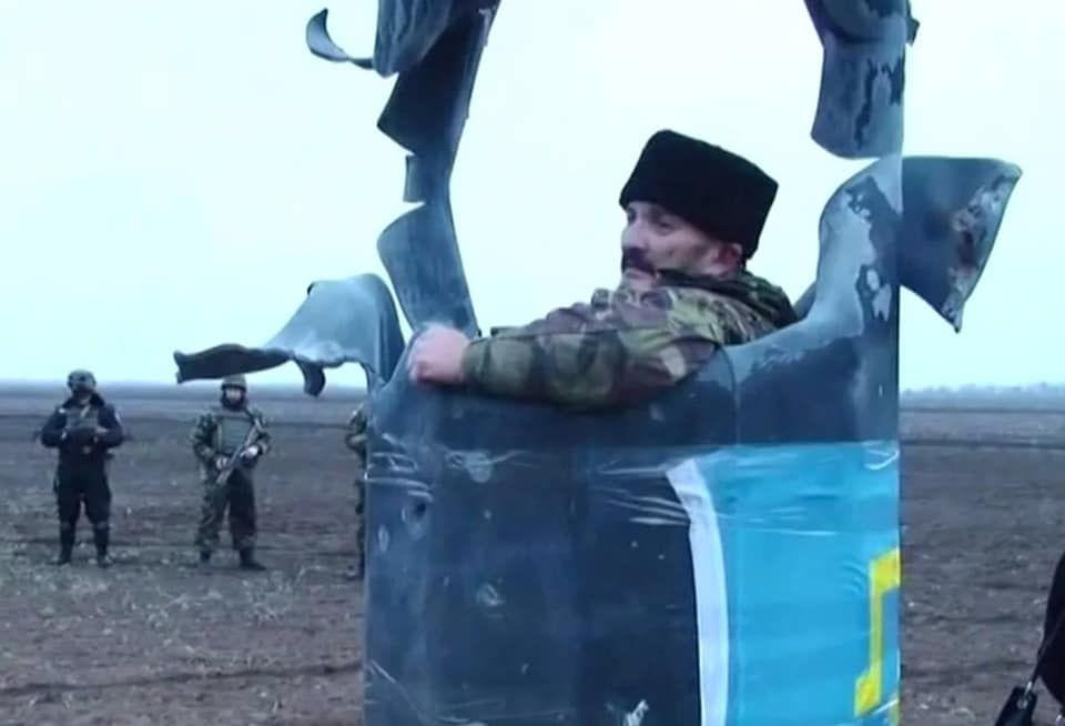 Алексей Журавко: Как крымско-татарские отщепенцы помогают украинским нацистам грабить народ Украины