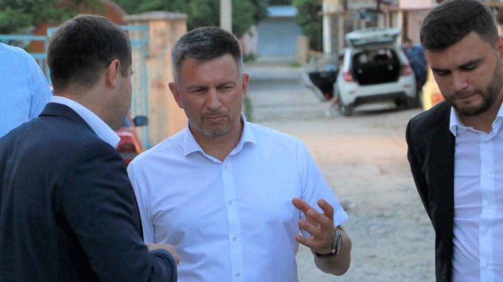В Бахчисарайском районе наметили планы ремонта дорог